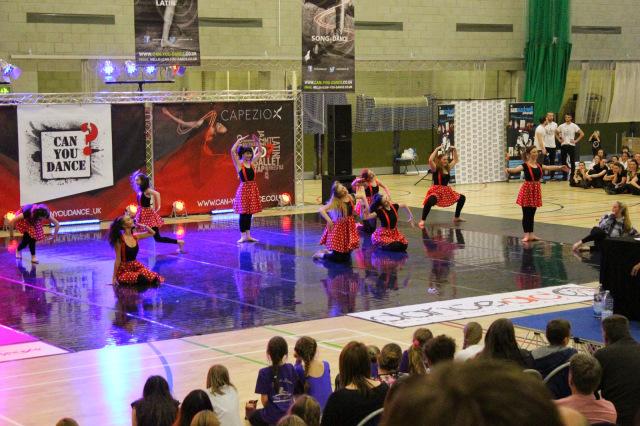 18. cyd dance